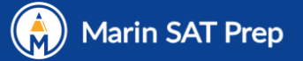 Marin SAT Prep